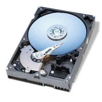 Western Digital 160GB, IDE, 8MB, 7200rpm