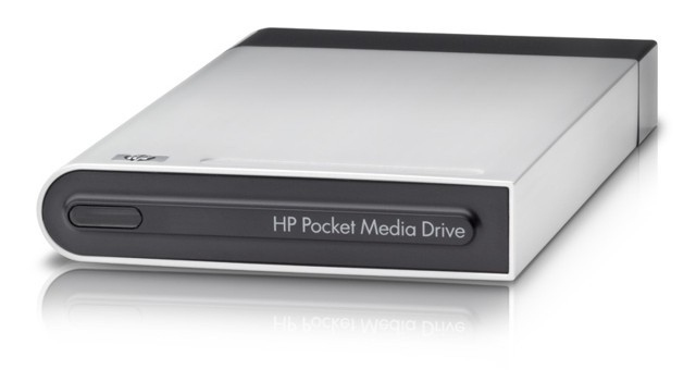 HP Pavilion mini-Personal Media Drive 160 GB