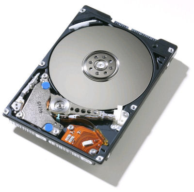 Hitachi Travelstar 160GB 7200 rpm SATA 16MB