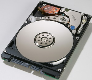"Hitachi Travelstar 7K320 80GB HDD 2.5"", SATA"