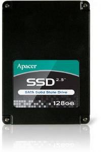 APACER A7201 Solid State Drive 128GB STANDARD SATA2 2.5in (150MB/s, SSD = HDD bez pohyblivych casti)