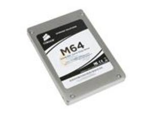 CORSAIR Solid State Drive 64GB SATA2 2.5in 3GB/s (Legacy Series, 170MB/s, 60GB, SSD = HDD bez pohyblivych casti)
